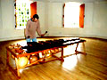 Jamie Linwood - concert Marimba, made for Evelyn Glennie